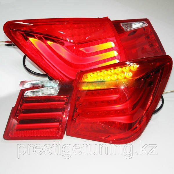 Задние фонари на Cruze Hatchback в стиле BMW RED Type 1 2009-12