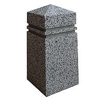 Форма для изготовления- ограничителя парковки( по технологии мытый бетон)