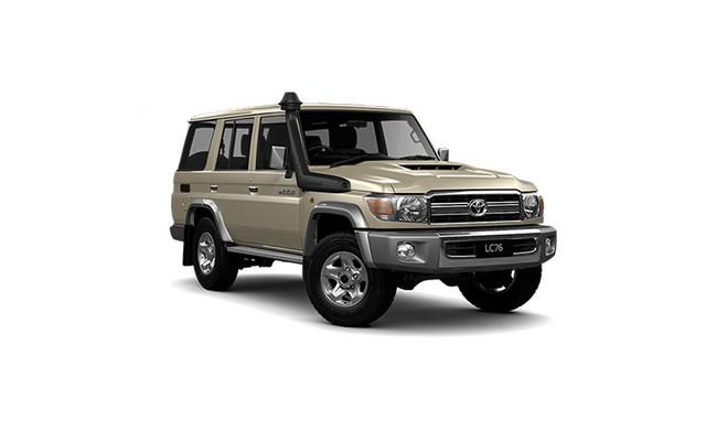 Toyota land cruiser 70`