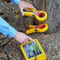 Измерения сопротивления растекания тока заземляющего устройства