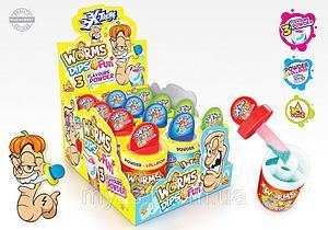 X-TREME® Worms Dips  12 шт в упаковке