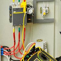 Измерение сопротивления изоляции силовых электропроводок