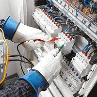 Измерение сопротивления изоляции электрической сети