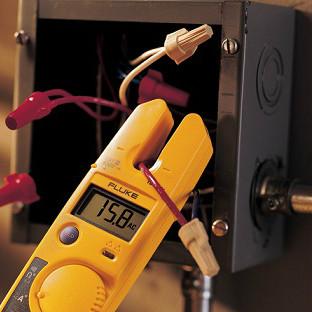 Измерение сопротивления изоляции электроприемников
