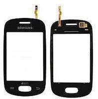 Сенсор Samsung S5282 Galaxy Star, цвет черный
