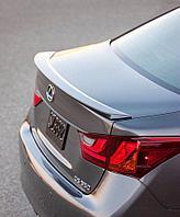Спойлер на багажник дизайн F-Sport Lexus GS (L10) 2012-15