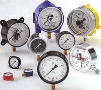 Манометры и термометры