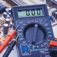 Измерения сопротивления изоляции проводов и кабелей
