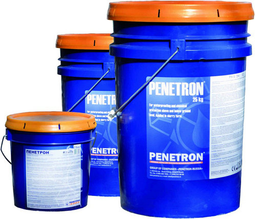Гидроизоляционный материал Пенетрон, фото 2