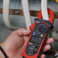 Проверка соответствия сечений и проводимости заземляющих проводников