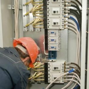 Внешний осмотр электрических сетей объекта