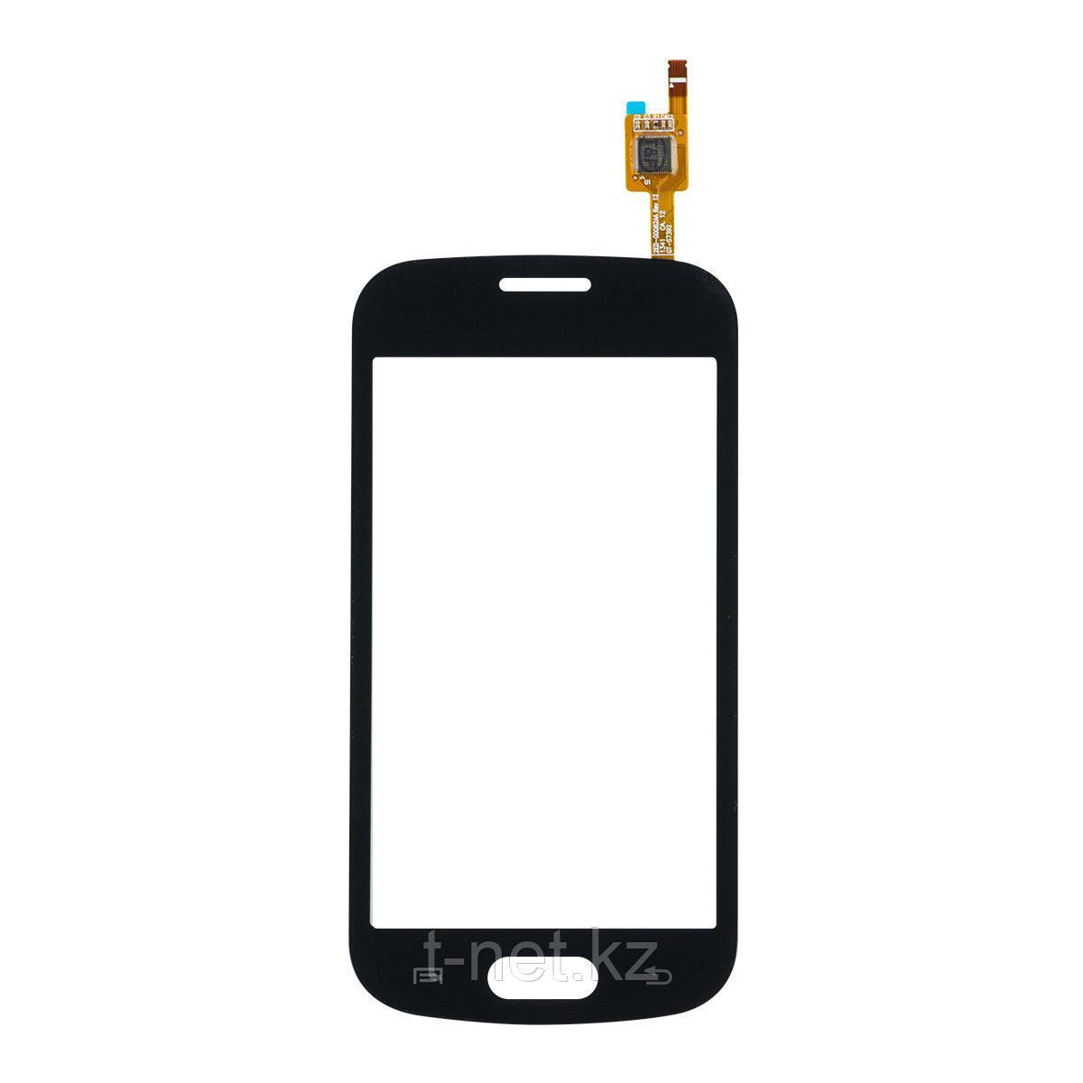 Сенсор Samsung Galaxy Trend GT-S7390, цвет черный