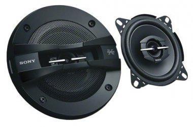Динамики Sony XS-GTF1038, диаметр 10 см, 210 Вт, трехполосные