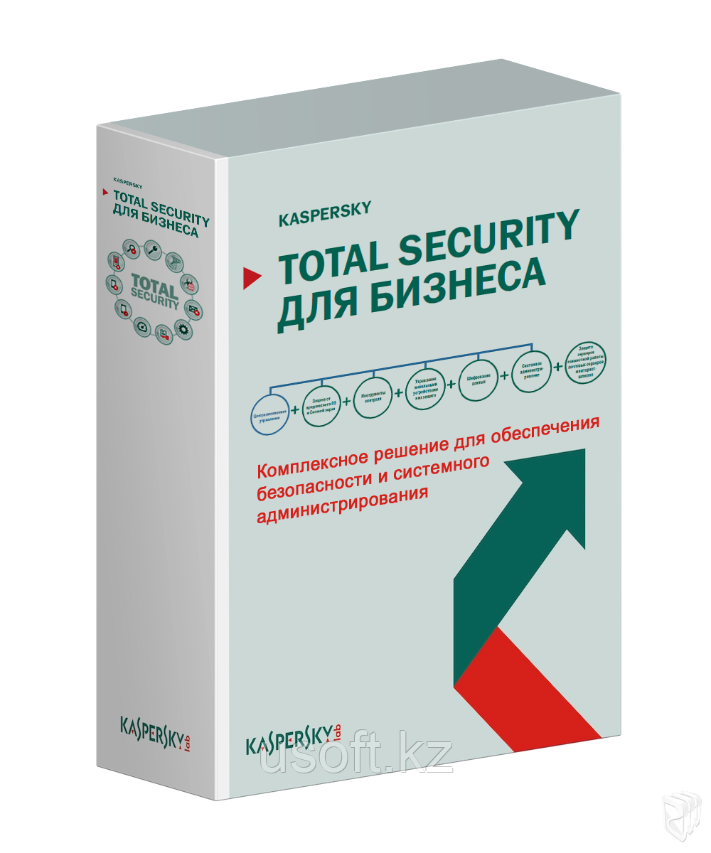 Kaspersky Total Security for Business Renewal