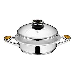 Посуда 3 л, диаметр 24 см, высота 6,8 см, технология URA