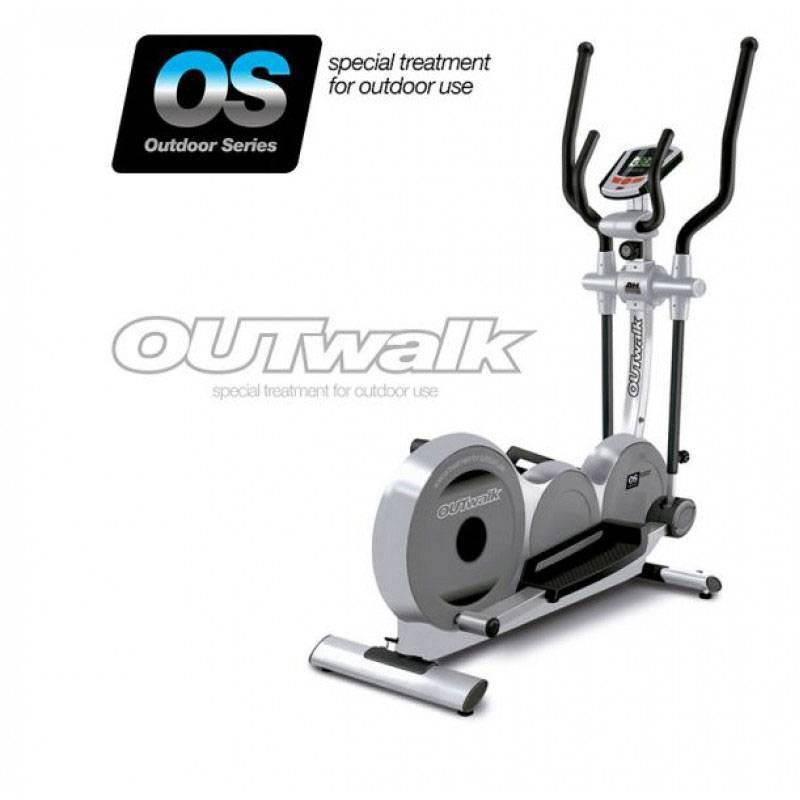 Всепогодный эллиптический тренажер BH FITNESS OUTWALK G2530O