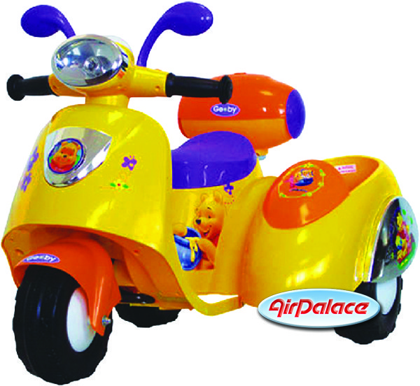 Электромобиль Мотоцикл2 купить для автодрома