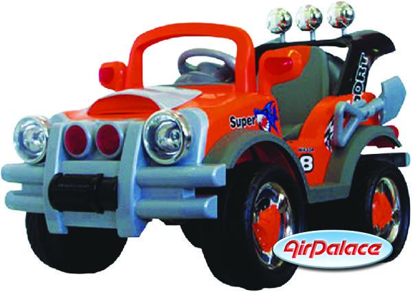Электромобиль Джип купить для автодрома