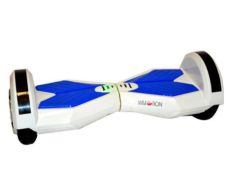 Гироскутер Wmotion WM7 (бело-синий)