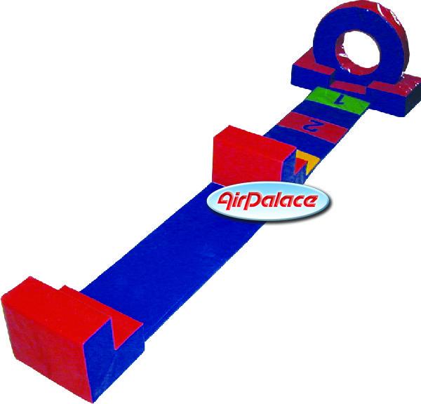 Модуль полосы препятствий Олимпиец спортивная для игр