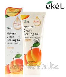 EKEL  NATURAL CLEAN PEELING GEL  Apriсot-Пилинг -Гель с экстрактом Абрикоса