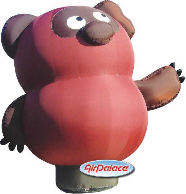 Надувная фигура Винни-Пух