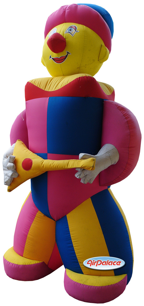 Надувная фигура Петрушка
