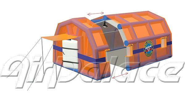 Палатка МЧС