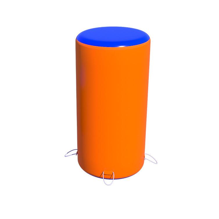 Надувной Цилиндр пейнтбольный
