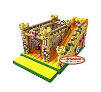 Надувной батут для малышей Крепость, фото 1