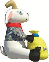 Большая надувная фигура Коза