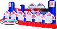 Надувной Дом веселых гномов