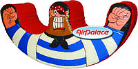 Пират - мягкая безопасная качалка для детей