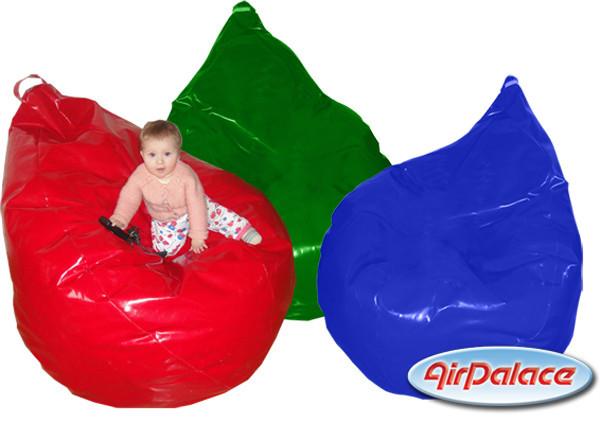 Мягкое кресло бин-бег для детей и взрослых