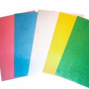 Вафельная бумага  цветная однотонная !