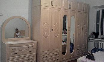 Мебель для спальни на заказ в Алматы и Нур-Султан, фото 3