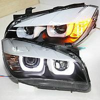Передние фары X1 E84 U Style 2012-13