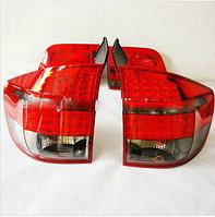Задние фары X5 E70 RED SMOKE 2007-10