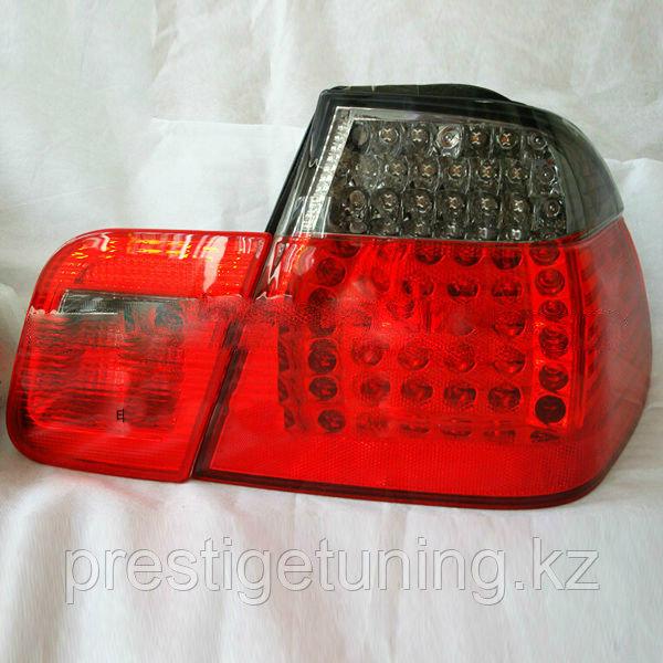 Задние фары E46 Red Black Color 1998-2001
