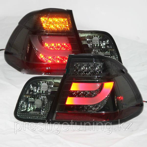 Задние фары E46 Smoke Black Color 2001-2005