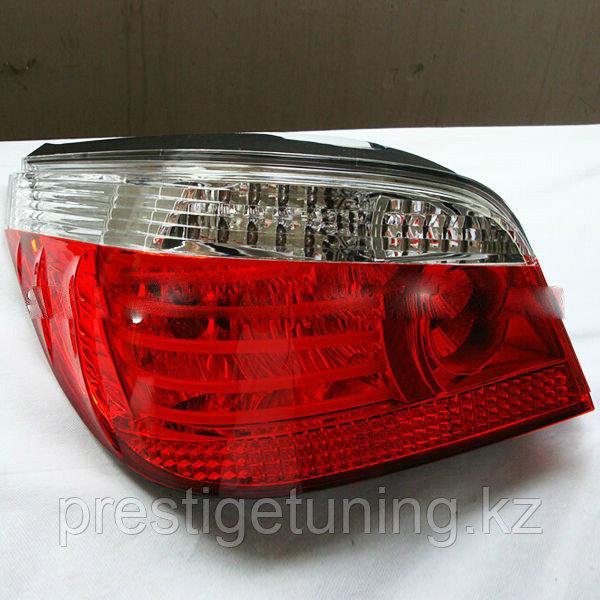 Задние фары BMW E60 5 Series 520LI 523LI 528LI 530LI LED Tail Lamp 2007 to 2010 year Red White Color