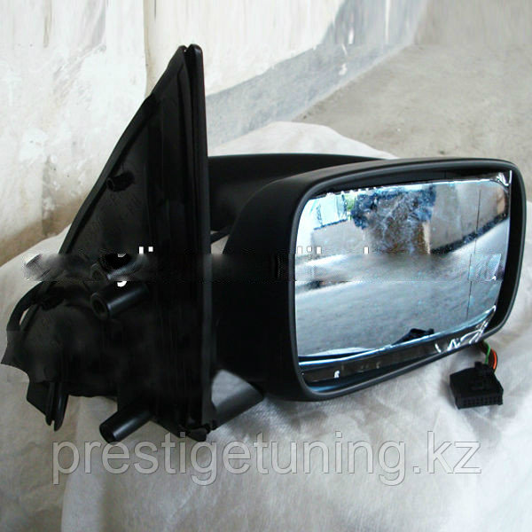 Боковое зеркало E66 745 750 730 Car LED Rearview Mirror Lights Black Color