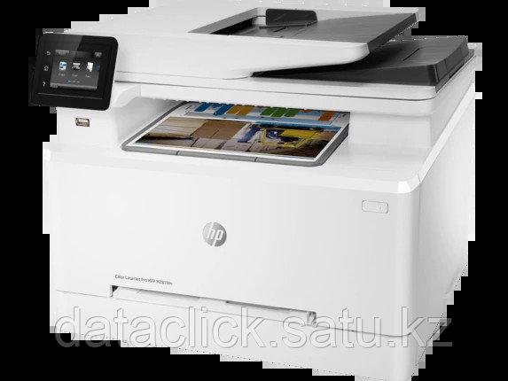 Лазерные многофункциональные принтеры МФУ HP Color LaserJet Pro M281fdn (T6B81A), фото 2