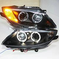 Передние фары E85 Z4 Head Lamp Angel Eyes 2003 to 2008
