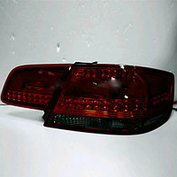 Задние фары E92 LED Tail Lamp Red Black Color 2007-2009 Year