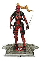Diamond Marvel Select Lady Deadpool, Леди Дэдпул