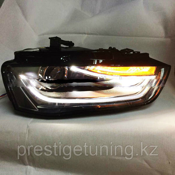 Передние фары A4L LED Head Light with projector lens for Audi 2012-2014 Year SY