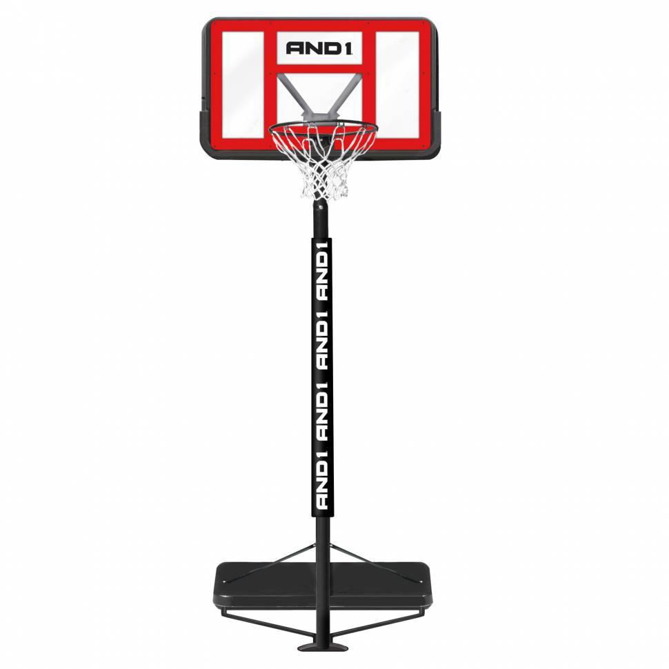 Мобильная баскетбольная стойка AND1 Slam Jam Basketball System