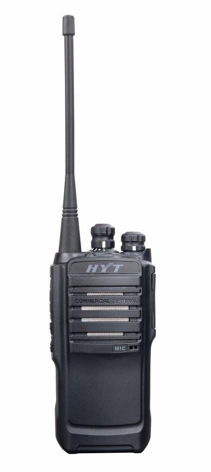 Радиостанция портативная HYT TC-508 (VHF 146-174 МГц)