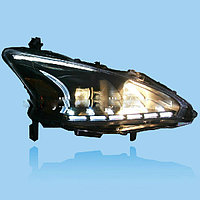 Передние фары Teana For Nissan Altima Type 1 2013-2014